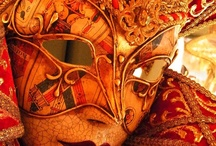 Art-Masks & Costumes / by Vonda McNulty