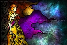 Art-Mosiac, Stained Glass / by Vonda McNulty