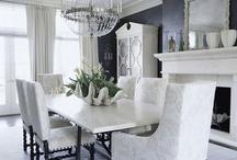 Home Designs & Decor-Dining Room / by Vonda McNulty
