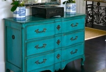 I can paint and reupholster this furniture!!!!!!!!!