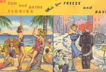 Old Florida Postcards / by Carmen Davis