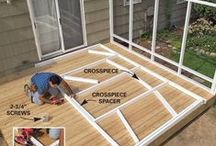 outdoor projects / by Dyanna Casteel