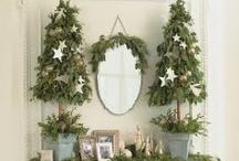 Christmas Love / Christmas trees, Christmas lights and decorations. / by Carmen Davis