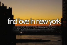 ED's NYC / by Carmen Davis