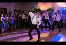 Reception Dance! / by Carmen Davis