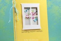 window cards / by Marlou McAlees