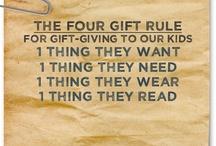 Christmas Lists / by Carmen Davis