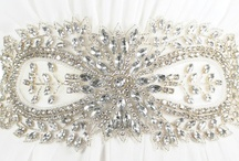 Wedding Belts, Sashes, Shoes and Hair Jewels / Wedding accessories / by Carmen Davis