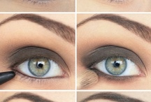 Make up how to / by Katia Di Maglie