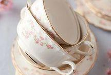 ~♡ Vintage china  ♡~ / Vintage china: teacups