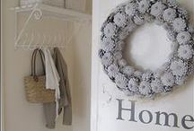 ~♡ Home sweet home ♡~ / country and shabby style