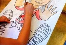 kids: Projects & Activities / Projects to make for kids or be made by kids. Fun. Fun. Fun!