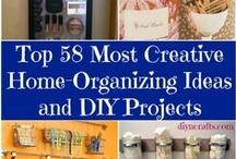 Organizing / by Jonita Rice Moore
