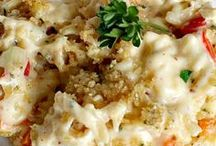 Meatless Monday Recipes / Great meatless main dish recipes--with a few great meatless side dishes thrown in.