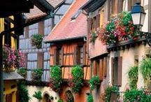 Travel | France / by Ashley Larsen