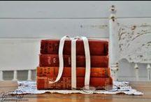 Vintage Decor / Vintage Accessories for your home decorating.