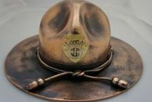 Law Enforcement/Police Bronzed Items