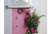 Doors, Windows, Houses of Beauty