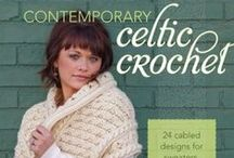 Irish Crochet / Clones lace, Irish crochet and Celtic-inspired designs