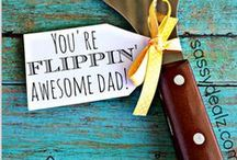Father's Day Craft ideas / What is more fun than crayons, glue and paper? Dad, of course!