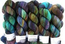 Yarnie Goodies / yarn, yarn, more yarn - handspun, indie dyed, etc