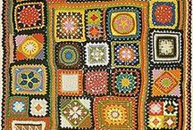 Crochet Afghans and Blankets / free patterns, paid patterns, and inspiration to crochet blanket