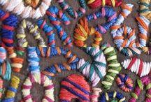 Weave/fibre/YaRN / weaving