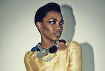 Portraits - Inspiration Board - Black is Beauty