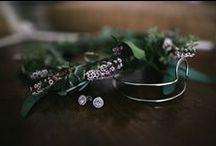Bridal Accessories + Jewellery