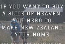 New Zealand / My beautiful land