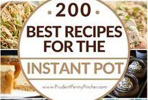 eats: instant pot. pressure. slowcooker