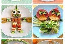 kreative Food-Ideen