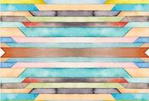 Patterns, Shapes & Prints / by Adeeba Adams