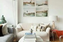Living Room {coastal, farmhouse, modern}