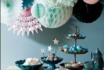 Party Ideas / Party decorating and activity ideas / by Melissa Hansen