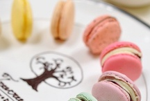 Macarons / I'm obsessed with Macarons / by Melissa Cole