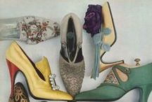 Dressy Shoes / Shoes that are beautiful. / by Melissa Hansen