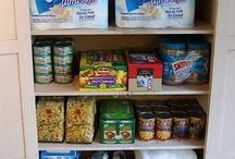 Food storage & survival / by Lori VanOrman