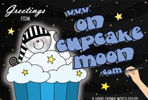OnCupcakeMoon - made by me! / a hand drawn world filled with cuteness and whimsy...  www.oncupcakemoon.com