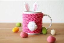 Knitting | Easter / Knitting ideas for Easter, knitting patterns, decoration, gift ideas