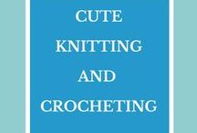 Cute knitting and crocheting / Knitted/crocheted cutenesses | amigurumi | baby things | knitting | knitting pattern | patterns, ideas, projects, hats, animals, toys, Ravelry