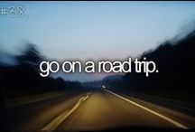 Before I Kick The Bucket (List) / The half of my bucket list that I would love to accomplish before I die.