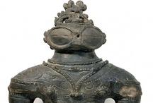 dogū, haniwa, figurine etc / 土偶など