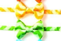 Girly Bows / by Dunford Wood Ties