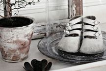 Shabby Chic, Vintage & CottageStyle