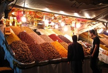 Moroccan Food and Drink / Marrakech is one of the great food capitals of the world / by Sanssouci Collection