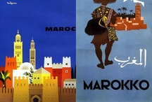 Morocco in Times Gone By / The romance of vintage Morocco / by Sanssouci Collection