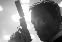 double o seven / James Bond / by Superb 65