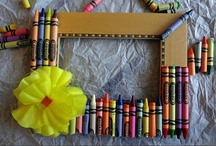 Daycare Craft Ideas / Ideas for crafts with the kids or other useful things/information relating to the daycare.