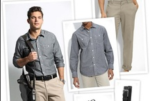 Man Style / An excuse to browse men's clothing.
